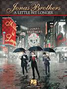Cover icon of A Little Bit Longer sheet music for piano solo by Jonas Brothers and Nicholas Jonas, easy skill level