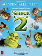 Cover icon of Accidentally In Love sheet music for voice, piano or guitar by Counting Crows, Shrek 2 (Movie), Adam Duritz, Dan Vickrey and David Immergluck, intermediate skill level