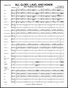 Cover icon of All Glory, Laud, And Honor (with Hosanna, Loud Hosanna) (COMPLETE) sheet music for full orchestra by David Winkler, intermediate skill level