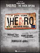 Cover icon of Hero sheet music for voice, piano or guitar by Mark Stuart, !Hero: The Rock Opera (Musical), Bob Farrell and Eddie DeGarmo, intermediate skill level