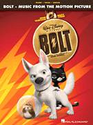 Cover icon of Meet Bolt sheet music for piano solo by John Powell and Bolt (Movie), intermediate skill level