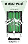 Cover icon of So Long, Farewell (from The Sound Of Music) sheet music for choir (SAB: soprano, alto, bass) by Richard Rodgers, Oscar II Hammerstein and Ed Lojeski, intermediate skill level