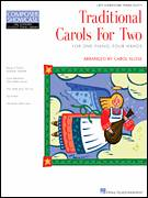 Cover icon of Bring A Torch, Jeannette Isabella sheet music for piano four hands by Anonymous, Carol Klose and Miscellaneous, intermediate skill level