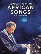 Cover icon of African Song No. 5 sheet music for piano solo by Abdullah Ibrahim, easy/intermediate skill level