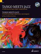 Cover icon of Tango della Pioggia sheet music for piano solo by Sylvio Benfatto, easy/intermediate skill level