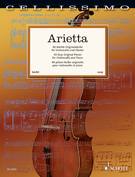 Cover icon of Petite marche, from Six Easy Concert Pieces, Op. 4 sheet music for cello and piano by Arnold Trowell, classical score, easy/intermediate skill level