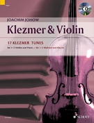 Cover icon of Klezmorim dahejm sheet music for 1 or 2 violins and piano by Joachim Johow, easy/intermediate duet