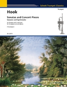 Cover icon of May Morning sheet music for trumpet and piano by James Hook, classical score, easy/intermediate skill level