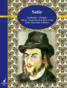 Cover icon of Air du Grand Prieur, from: Sonneries de la Rose+Croix sheet music for piano solo by Erik Satie, classical score, easy/intermediate skill level