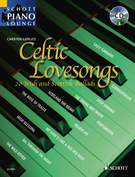 Cover icon of Loch Lomond, Traditional sheet music for piano solo by Celtic Lovesongs, easy/intermediate skill level