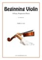 Miscellaneous: Beginning Violin, part I