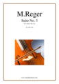 Max Reger: Suite No. 3 in A minor, Op.131c
