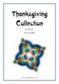Thanksgiving Collection for wind trio