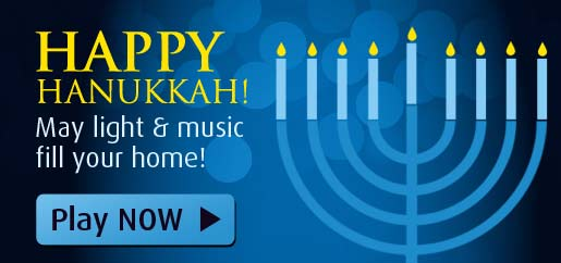 Hanukkah Sheet Music