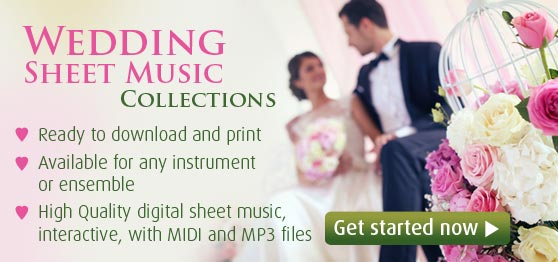 Top Quality Wedding Collections for all instruments